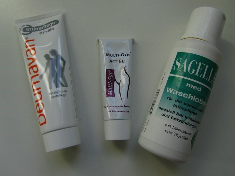 Intimpflege, Intimhygiene, Deumavan, Multi Gyn, Sagella, Scheidenpilz, Infektion Scheide, Infektion Intimbereich