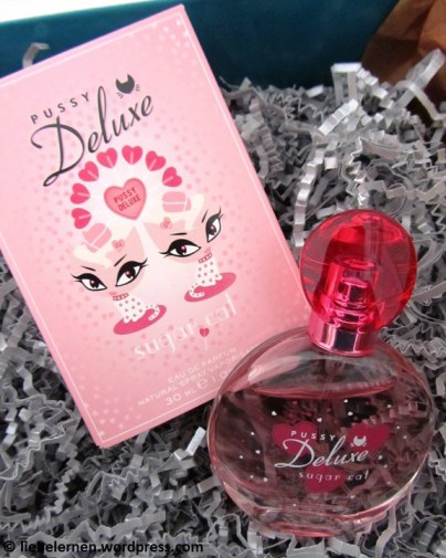 Müller Look Box, Schön für mich Box, DM Lieblinge, Beauty Box, Pussy Deluxe, Pussy Deluxe Duft