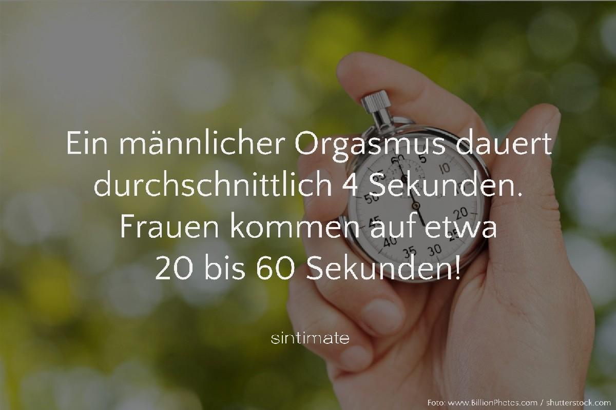 Dauer Orgasmus Frau, Dauer Orgasmus Mann, Orgasmus Frau, Orgasmus Mann, Sex Fakten