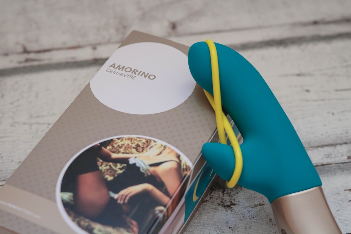 Amorino Fun Factory, Amorino, Vibrator, G Punkt Vibrator, Rabbit Vibrator, kleiner Vibrator