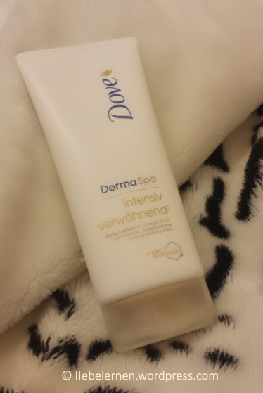 Dove Derma Spa, Dove DermaSpa, Dove Bodylotion, Bodylotion, Wellness