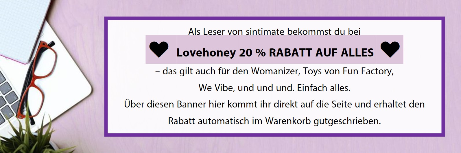 Lovehoney Gutschein, Lovehoney Rabatt